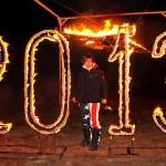 Встреча нового года 2014